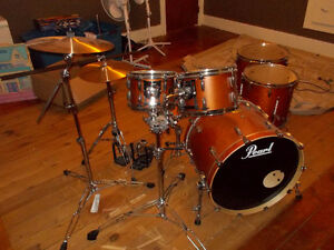 Pearl Session Studio Classic Drums & Kit for Sale