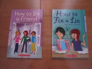 How to be a friend and How to fix a lie