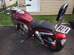 Moto Kymko 250