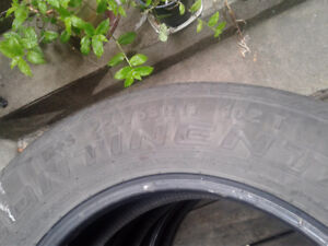 Tires for sale (Winter, All Season, Summer)