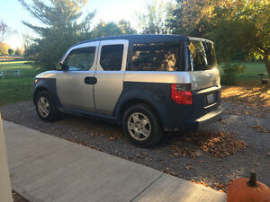 2006 Honda Element SUV, Certified