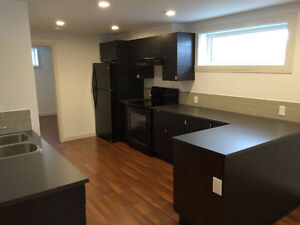 Newly Renovated Basement Suite - Utilities, Cable, Internet INCL
