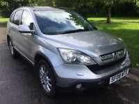 2008 HONDA CR-V CRV 2.2 i-CDTI EX 5 DOOR ESTATE