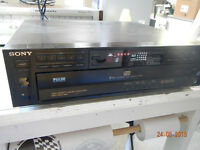 Sony CDP-C515 Compact Disc Player CD 5 Disc Changer