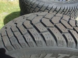 winter tires good year ultra grip