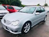 ***Mercedes-Benz C180 Kompressor 1.8 auto 2006 Sport Edition***