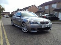 2005 BMW 530D Msport,automatic gearbox ONE owner