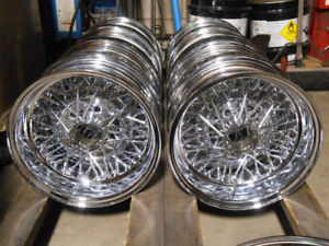 TRUE SPOKE WIRE WHEELS WANTED
