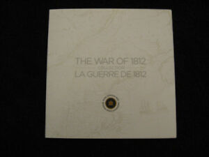 Collection Guerre de 1812 de la Monnaie royale canadienne