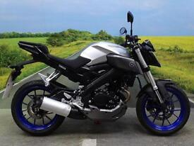Yamaha MT125 ABS 2017 **Super low mileage Mint example!**