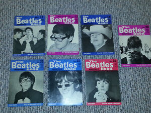Beatles Monthy magazines
