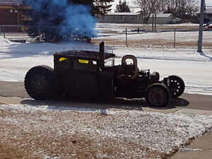 """""""D"""" DAY,IS FOR SALE,855HP CUMMINS TWIN TURBO,RATROD."""