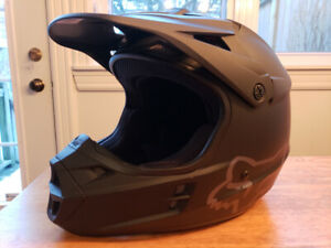 Casque de moto cross Fox  !!! 200 $ !!!!