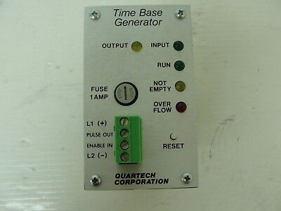 New In Box Quartech 8521 Time Base Generator.