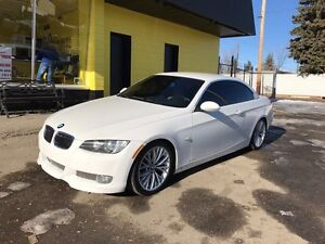 BMW 335i Convertible - rebuilt