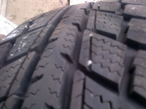 175/70/13 Studded Winter Tires