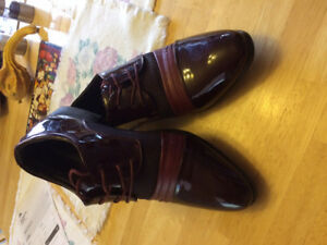 Deluxe Mens Dress shoes 9.5
