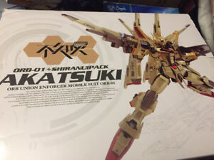 Brand New MG Akatsuki, Gundam Seed Destiny