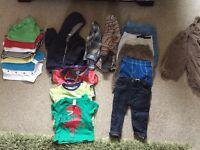 6-9m boys clothes
