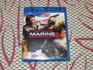 THE MARINE 2, BLU-RAY, EXCELLENT CONDITION