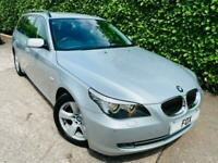 2009 09 BMW 5 SERIES 3.0 525D SE TOURING 5D 195 BHP DIESEL