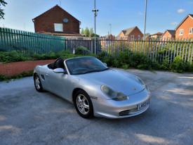 Porsche, BOXSTER, Convertible, 2003, Semi-Auto, 2687 (cc), 2 doors