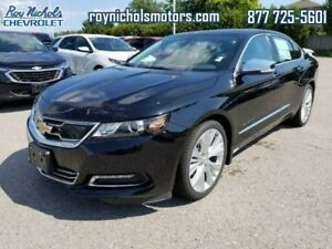 2017 Chevrolet Impala 2LZ  - Leather Seats -  Bluetooth
