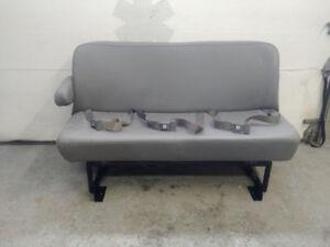 Van Bench seats