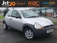 2004 54 FORD KA 1.3 1.3 EXCELLENT FIRST CAR + TRADE SALE SOLD AS SEEN