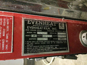 Evenheat rk2 kiln