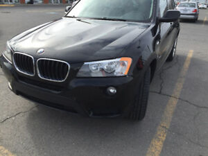 BMW X3 28i, 2013, 4 cyl turbo