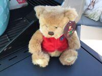 Harrods Benjamin 2007 collector teddy