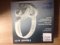 Philips Bluetooth head phones