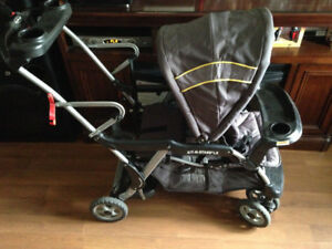 BABY TREND SIT N STAND LX