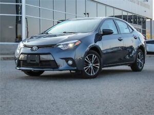 2016 Toyota Corolla S LE CVT|Heated Seats|Bluetooth