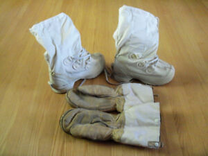Muckluck Size 6 and Mitts; Best Offer