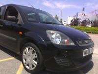 FORD FIESTA STYLE 2006 64000 MILES