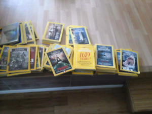 National geographic 90 books