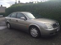 Vauxhall Vectra 1.8 petrol 2004.mot11months