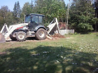 Tree and Stump Removal / Garbage / Small Demolition / 646-0232