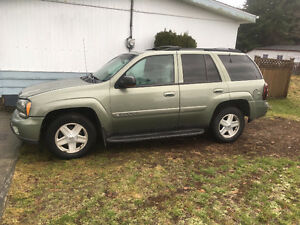2003 Chevrolet Trailblazer LTZ SUV, Crossover