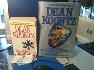 DEAN KOONTZ / DAN BROWN