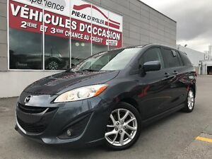 Mazda MAZDA5 4dr Wgn GT+MAGS+A/C+WOW 2012