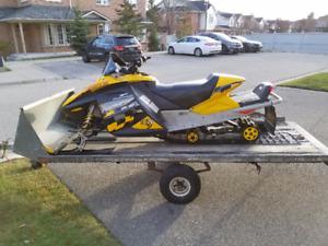 2006 Ski-Doo MDX 500ss
