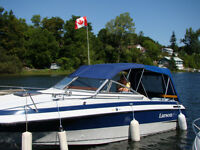 complete boat, trailer all hardware and Hamilton West mooring
