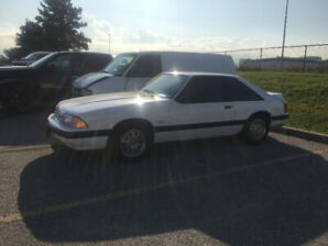1989 Ford Mustang Lx Hatchback
