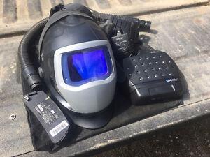 3M adflo welding helmet 9100
