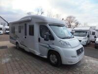 Chausson allegro 97 motorhome for sale with island bed