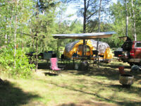 RV, motorhome or tent spots for the IPM
