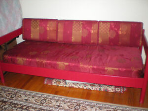 Priced for quick Sale in LaSalle, Very Solid, Color: Red & Gold